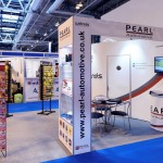 Wave - 4m x 6m Space Only - Pearl Automotive - Automechanika 1